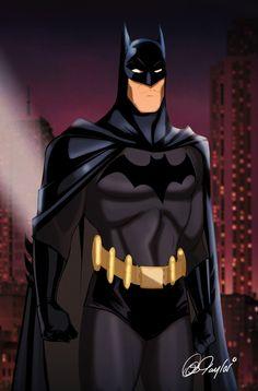Batman by Des Taylor