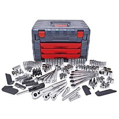 Best Small Craftsman Tool Box That's Portable | Best Mechanical Toolset
