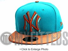 f96bd7d1e4 New York Yankees Fitted Hats
