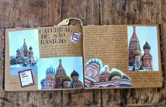 Travel Journal - Rússia