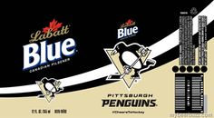 """mybeerbuzz.com - Bringing Good Beers & Good People Together...: Labatt Blue & Blue Light """"Cheers For Hockey"""" Cans ..."""