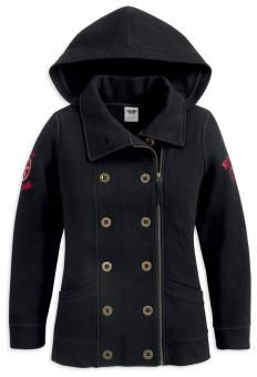 #Harley-Davidson Activewear Jacket (Ladies) from the latest collection 96070-13VW - Price: 150 €