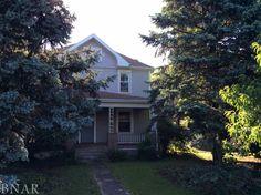 For sale $99,999. 1300 N John, Farmer City, IL 61842