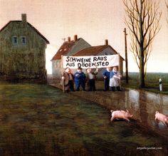 No Pigs in Dodensted - Sowa  :[