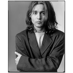 Mary Ellen Mark - Gallery - Portfolio - Celebrities - Johnny Depp 1993