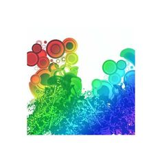 PYZAM - Abstract Rainbow MySpace Background ❤ liked on Polyvore featuring backgrounds, rainbow, color, filler, rainbow backgrounds, borders and picture frame