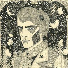 Dorian Gray by Daria Hlazatova