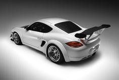 Porsche Cayman Racecar