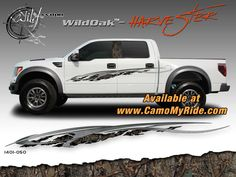 Wildwood Camo Accents! Hot way to add a splash of camo to your ride at www.camomyride.com