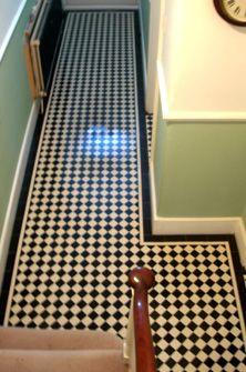Original Victorian Hallway