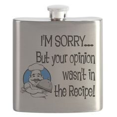 A flask that you can take a swig from anytime a relative comes poking around. | 31 Brilliant Kitchen Products For The Holiday Season