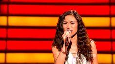 Jessica Sanchez Long Curls