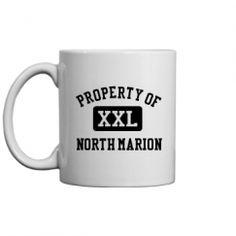 North Marion High School - Farmington, WV | Mugs & Accessories Start at $14.97