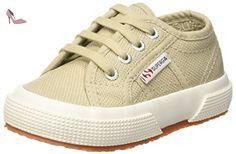 Superga  2750-Jcot Classic, Chaussures - Prime enfance (1-10 mois) Unisexe - enfants de 0 à 24 mois - Gris - Grigio (Taupe), 29 EU - Chaussures superga (*Partner-Link)
