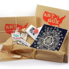 Art In A Box | 23 Subscription Boxes To Give Your Mom