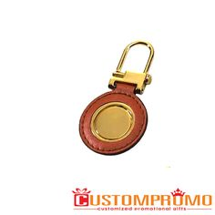 Schlüsselanhänger Leder mit Ihrem Firmen Logo 14040429