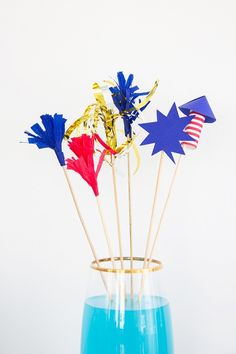 diy | fireworks | july 4th