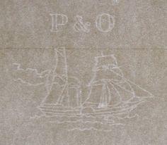 P&O (Peninsular & Oriental) watermark