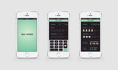 Mobile App on Behance