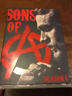Sons of Anarchy Season 6 New Unsealed | eBay