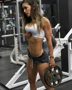 A picture of Anllela Sagra. This site is a community effort to recognize the hard work of female athletes, fitness models, and bodybuilders. Fitness Motivation, Fitness Workouts, Gym Fitness, Health Fitness, Fitness Shirts, Health Exercise, Cardio Gym, Fitness Tips, Girls With Abs