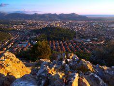 Carbonia vista da Monteleone by Antonella Meloni Shikanu '