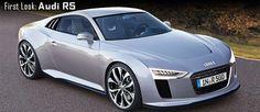 2014 Audi R5  Baby R8
