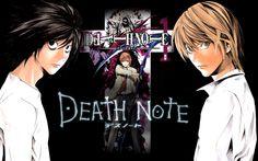 Death Note manga wallpaper