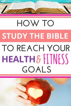 You know the scriptures have wisdom for everyday life but what about a weight loss Bible Study? Learn the truth from God's Word for your health and fitness and walk in new life with this simple, 6-step process. Your diet will never be the same!