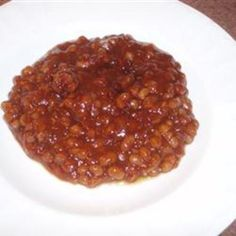Mom's Baked Beans II