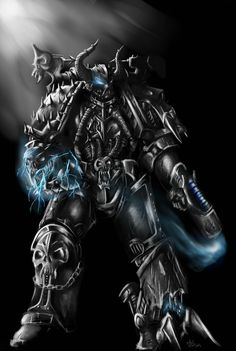 chaos plasma_pistol power_fist space_marines wannatryme1138
