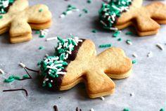 Baileys Irish Cream Cookies | ButtercreamBlondie.com #Baileys