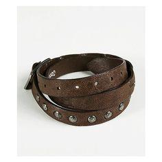 Good Work(s) Freedom Bracelet ($36) found on Polyvore