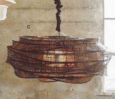ไอเดียการเลือกใช้โคมไฟที่ผลิตจากวัสดุธรรมชาติ!! - SmartLiving.in.th