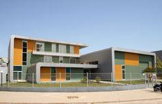 Oficinas Optimil en la Vall d'Uixó - ALT arquitectura, CSO Arquitectura