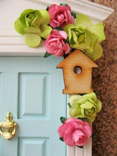 Loving Life with Little Ones: A gorgeous little fairy door for my girls