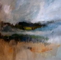 Alluvial Landscape Paintings, Landscapes, Dusk, Interior Inspiration, Iridescent, Mars, Neutral, Pastel, Artist