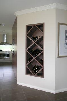 Great Idea for the niche! #wine #orangecounty