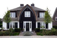 nieuwbouw woning met riet, berkel en rodenrijs - oosterlaan | architectuur & vormgeving