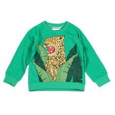 We love Mini Rodini's Jaguar Sweater!