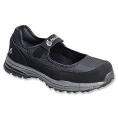 Nautilus Safety Footwear 1687 ESD Slip Resistant Safety Shoe   Women's - Black