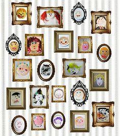 Kids Self-Portrait Exhibition
