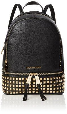 MICHAEL Michael Kors Women's Small Studded Backpack ** You can get additional details at the image link.