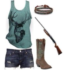 Really cute country girl outfits! Cute Country Outfits, Country Girl Style, Cute N Country, Country Fashion, Cute Summer Outfits, My Style, Country Life, Country Dresses, Summer Clothes