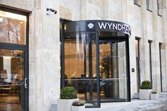 Wyndham Grand Berlin is a great hotel choice for a stay in the German capital. It's centrally located at Potsdamer Platz with great shopping opportunities all around. Berlin, Potsdamer Platz, Great Hotel, Our Love, Hotels, Exterior, World, Travel, The World