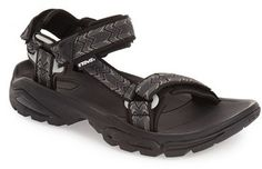 Men's Teva 'Terra Fi 4' Sandal Sandalias Teva, Nordstrom, Just For You, Footwear, Sandals, Shoes, Zapatos, Shoe, Shoes Outlet