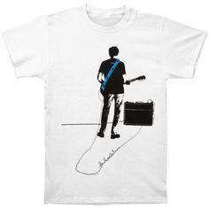 Paul McCartney Keepsake Ladies White T Shirt New Official Beatles Band Merch