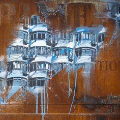 https://flic.kr/p/nSJMDu | Rouille City | Rust City