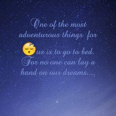 Goodnight & Sweet Dreams