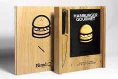 Burgerac: BLEND x COLETTE Hamburger Gourmet book